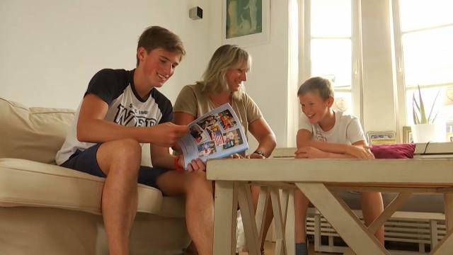 testÀ 15 ans, Maxime va partir étudier un an aux USA