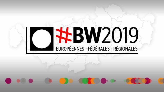 #BW2019 - Europe avec des candidats du Brabant wallon
