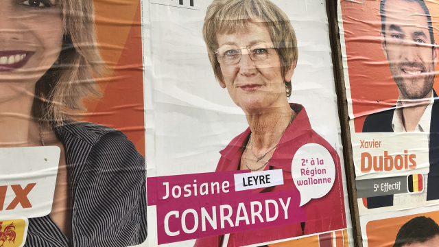 #BW2019 : l'indignation d'une candidate DéFI au nom erroné