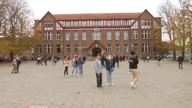 Code orange dans les écoles - la situation au collège Cardinal Mercier