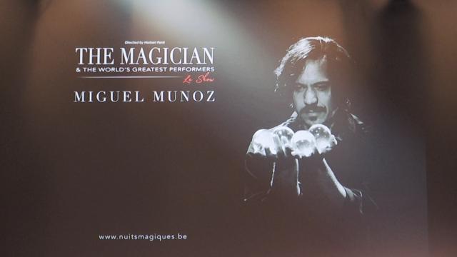 De prestigieux magiciens à Macamagie