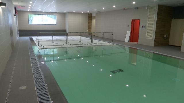 test Extension du complexe sportif Solvay de La Hulpe : une piscine et une salle de fitness