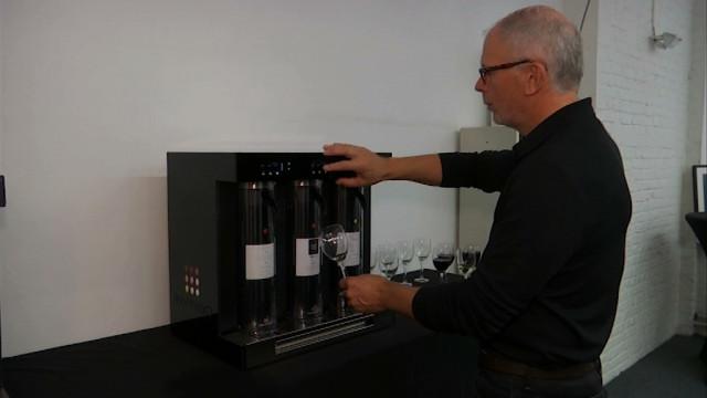 Invineo, un distributeur de vin révolutionnaire !