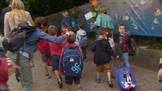 """À l'institut saint-Léon, la rentrée scolaire rime avec  """"osez le vert""""!"""