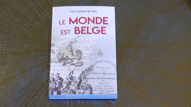 """""""Le monde est belge"""", le nouveau livre d'Yves Vander Cruysen"""