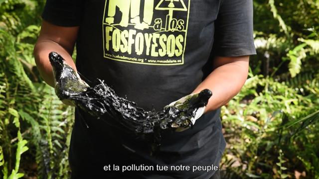 """""""Minga, voix de résistance"""", la destruction de l'Amérique du Sud filmée par un réalisateur brabançon"""