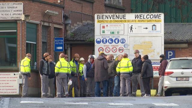 NLMK Clabecq va licencier 290 personnes: réactions des syndicats