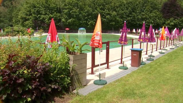 Ouverture de la saison à la piscine du Bois des Rêves