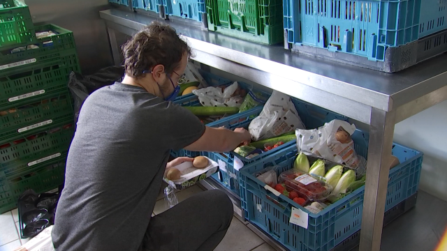 testSoli-dons ouvre une nouvelle antenne de distribution de colis alimentaires à Ittre