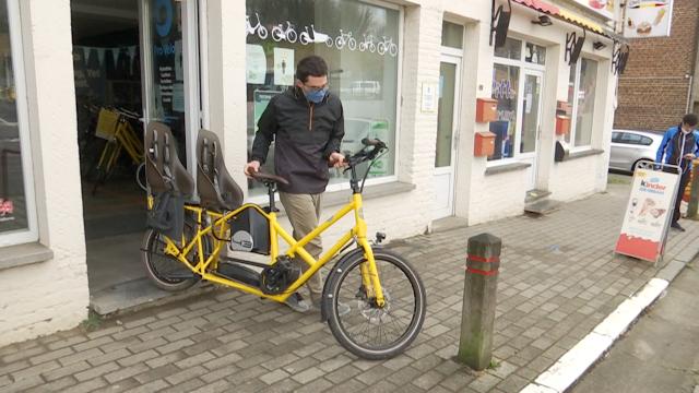 Testez et adoptez peut-être un vélo cargo chez Pro Velo