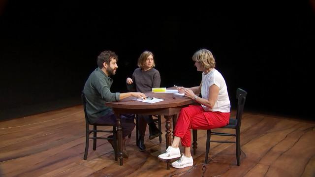 """""""Wendy, Peter, le temps, les Autres"""" au théâtre du Blocry"""