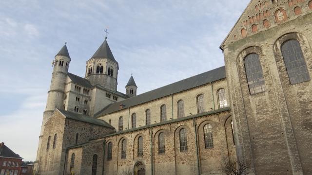 test1,8 million d'euros pour rénover et éclairer la collégiale Sainte-Gertrude