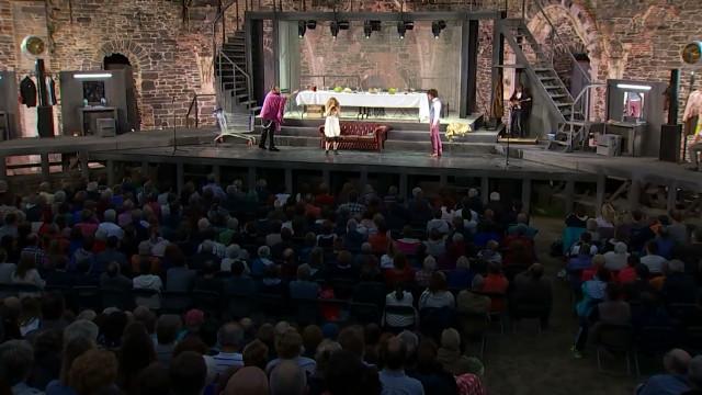100% de fréquentation pour Caligula à Villers-la-Ville