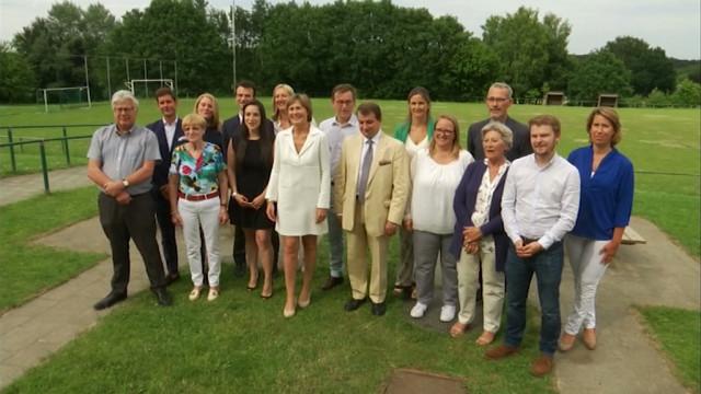 test12 nouveaux sur les 23 candidats de la liste MR-IC à Lasne