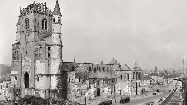 "14 mai 1940 : ""Notre drame"" de Nivelles"