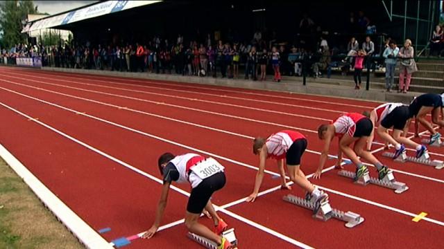 Athlétisme : Challenge De Meu à l'USBW