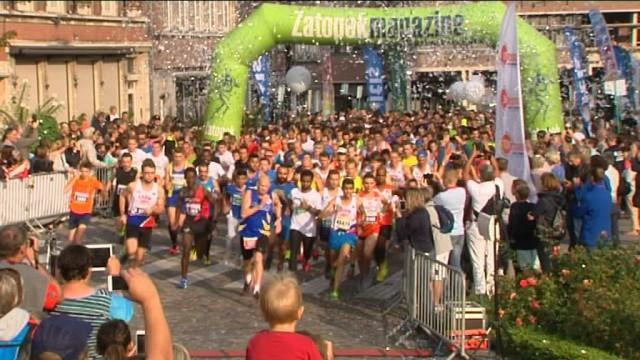 Enorme succès de foule pour le Semi-marathon de Nivelles !