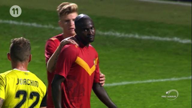 Football : Tubize écrasé au Lierse !