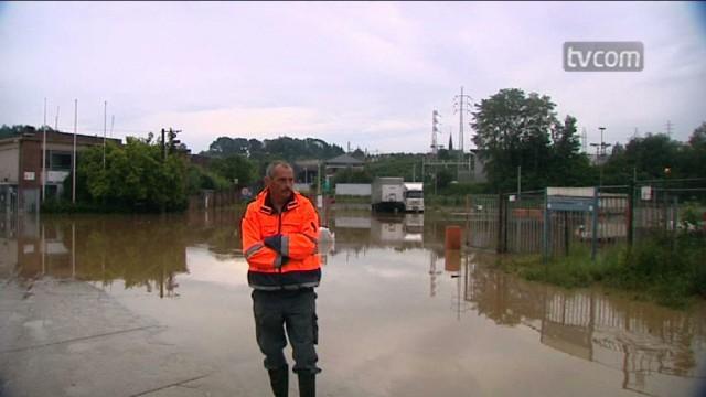 testBrabant wallon : lutte contre les inondations
