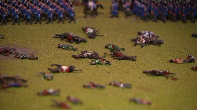 Waterloo : un musée à la Ferme de Mont-St-Jean