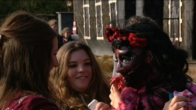 Walibi Belgique Halloween.Wavre Walibi Mise Sur Halloween