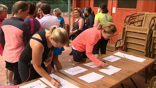 Villers-la-Ville : toujours plus de joggeurs !
