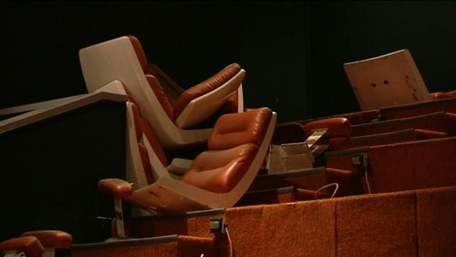 Nivelles : enfin les travaux au Cinéma Athéna
