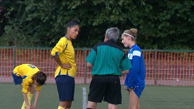 Foot féminin : 4-0 pour Ottignies face à Tervuren