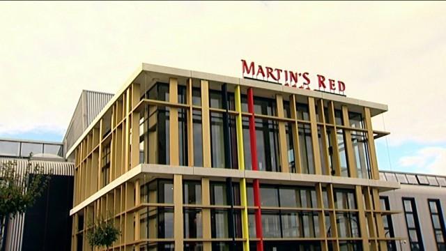 Visitez l'hôtel des Diables Rouges à Tubize !