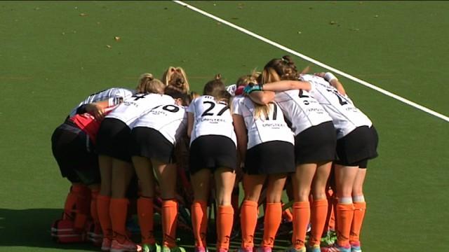 Hockey : Pingouin dames vs Louvain (DH)