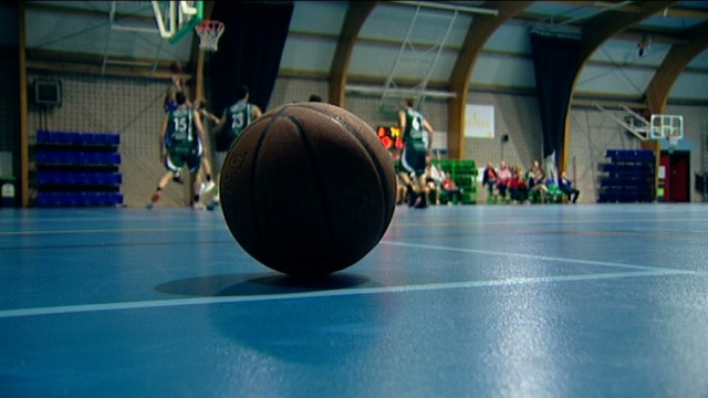 testBasket-ball : Speedy MSG contre Belgrade (R2B)