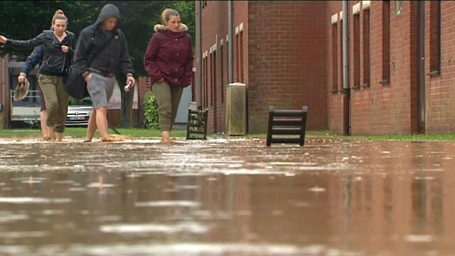 Les inondations du 7 juin à Genappe reconnues calamité naturelle