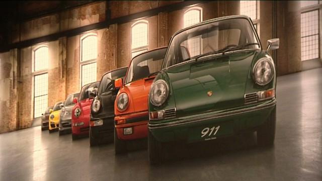 Waterloo : galerie dédiée à l'automobile