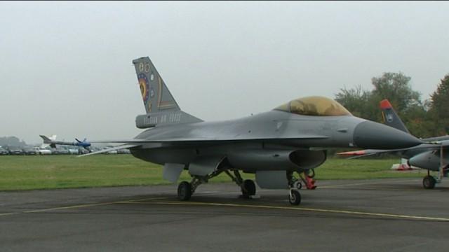 Beauvechain : 70 ans de la base et de la Force aérienne