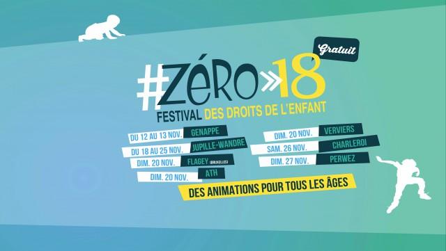 Un festival gratuit pour les enfants à Genappe