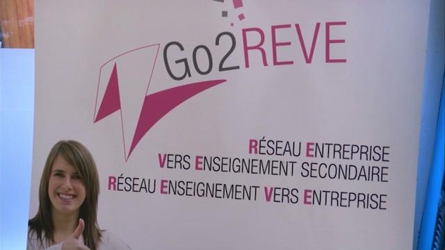 Nivelles: 4e réunion Go2Reve à l'IPAM