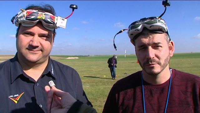 dBranché 13.04 : Course de drones à Jandrain