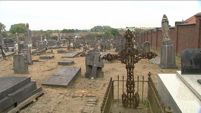 Du changement dans les cimetières de Tubize