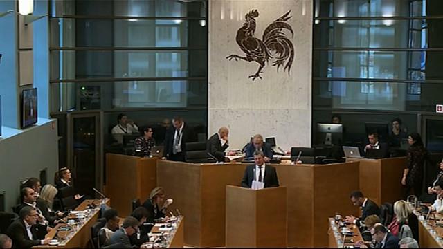 testAccord CETA : réaction des députés du Bw