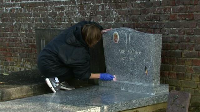 Polémique au cimetière de Sart-Messire-Guillaume