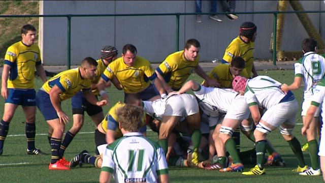 Rugby : le ROC battu par un Soignies toujours invaincu