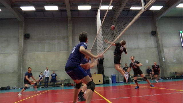Volley-ball : BW Nivelles - Anderlecht (D3A Nationale)