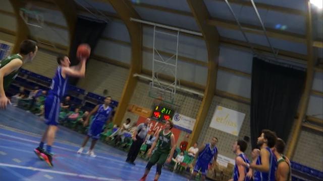 Basket-ball : Speedy MSG - Malonne (Régionale 2B)
