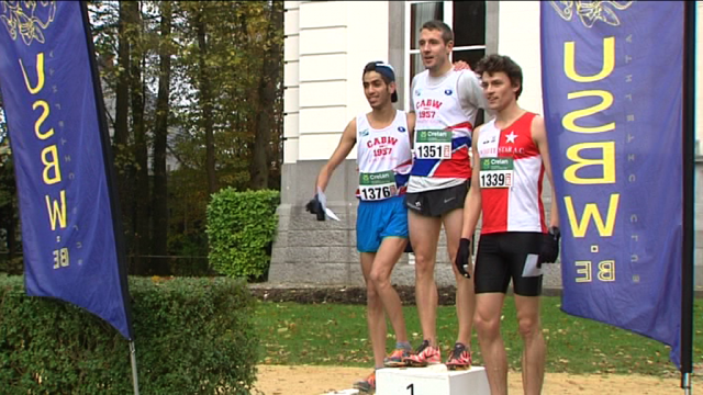 Younes Darrazi 2x 2ème au Cross Gaston Reiff