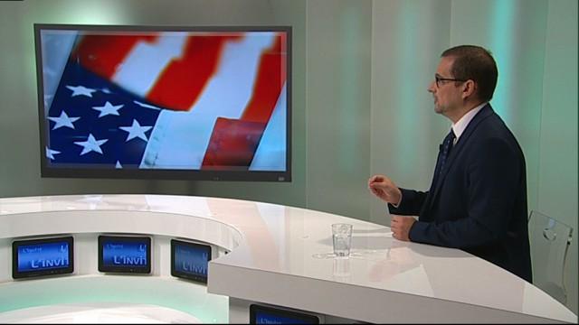L'invité : Stéphane Crusnière - Observateur des élections américaines