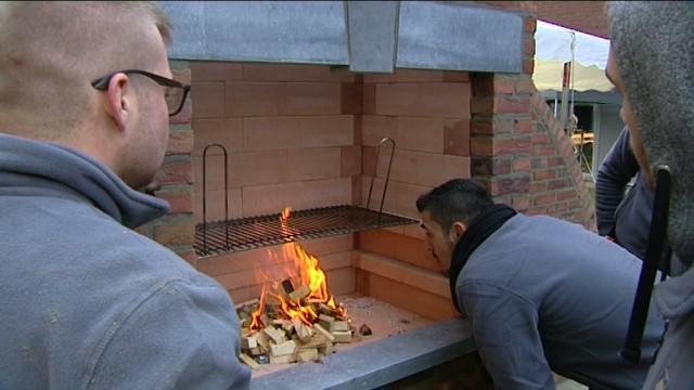 Un barbecue géant au CEPES pour Viva For Life