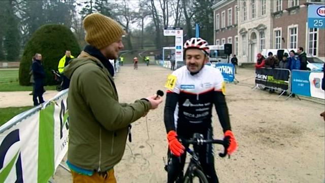 testDu cyclocross dans dBranché !