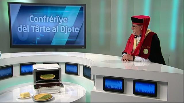 L'invité : Eric Nolmans - Confrérîye dèl Târte al Djote