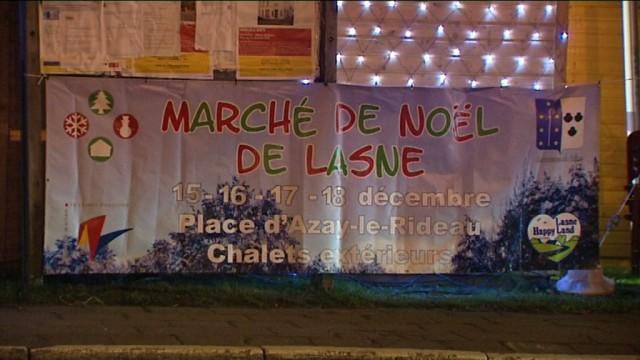 Profitez du marché de Noël de Lasne jusqu'à dimanche