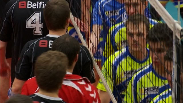 Volley-ball : BW Nivelles - Guibertin (Nationale 3A)
